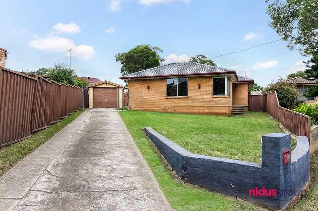 5 Hickler Grove, Bidwill NSW 2770