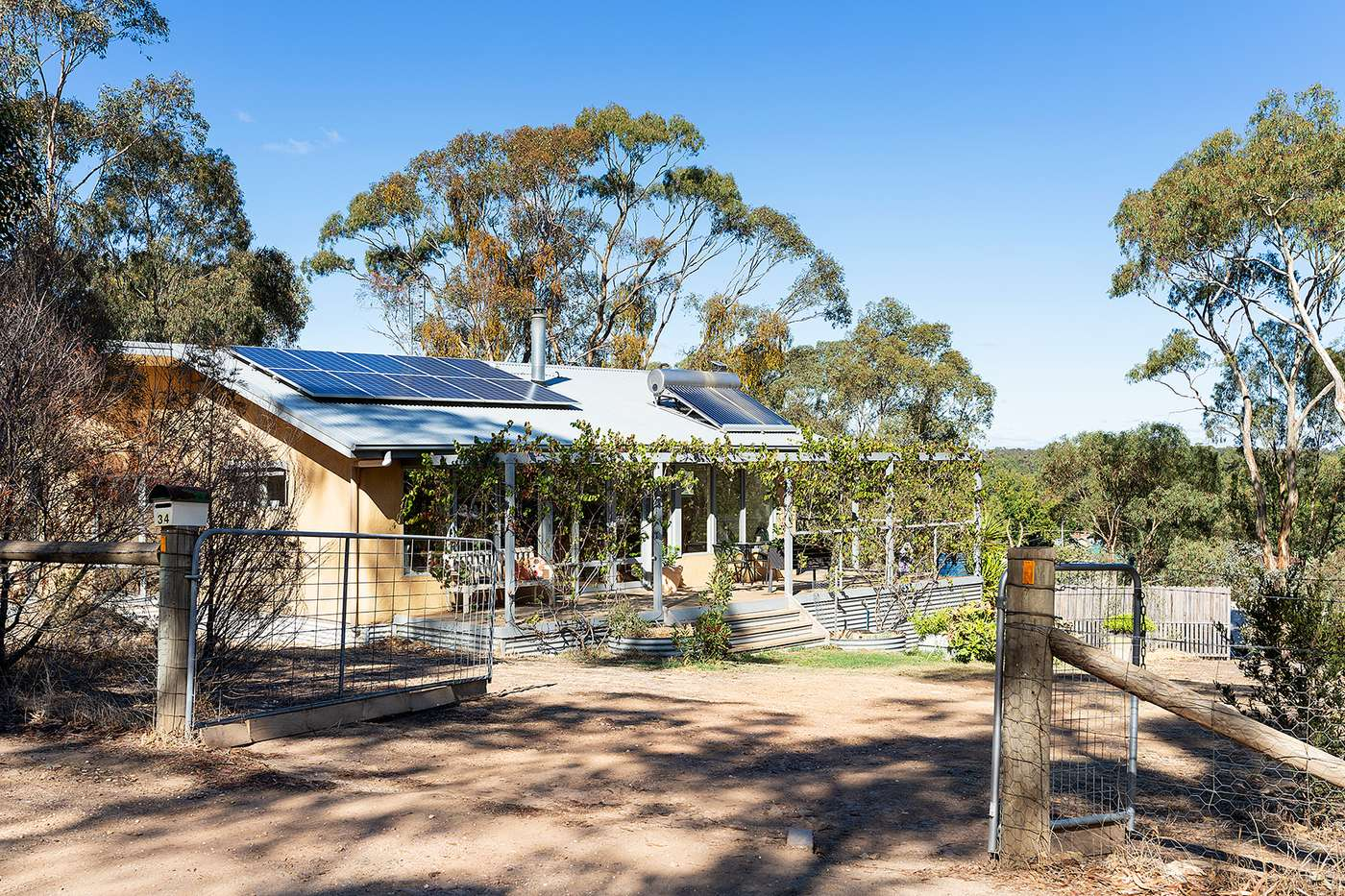 Main view of Homely house listing, 34 Wyndham Street, Newstead, VIC 3462