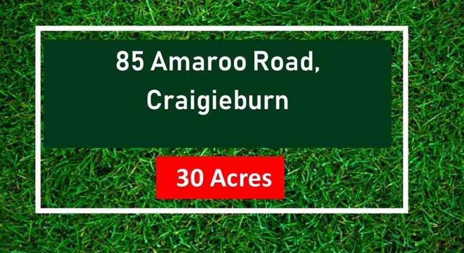 85 Amaroo Road, Craigieburn VIC 3064