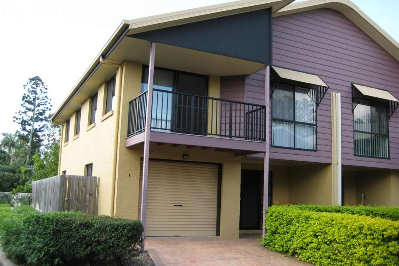 Main view of Homely townhouse listing, 1/316 Long Street East, Graceville QLD 4075