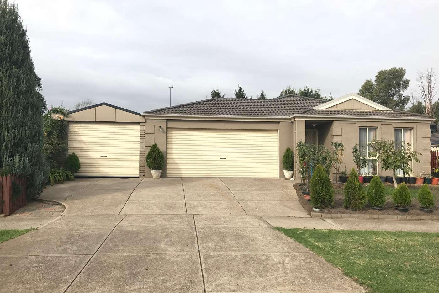 Main view of Homely house listing, 8 Lyons Way, Wallan VIC 3756