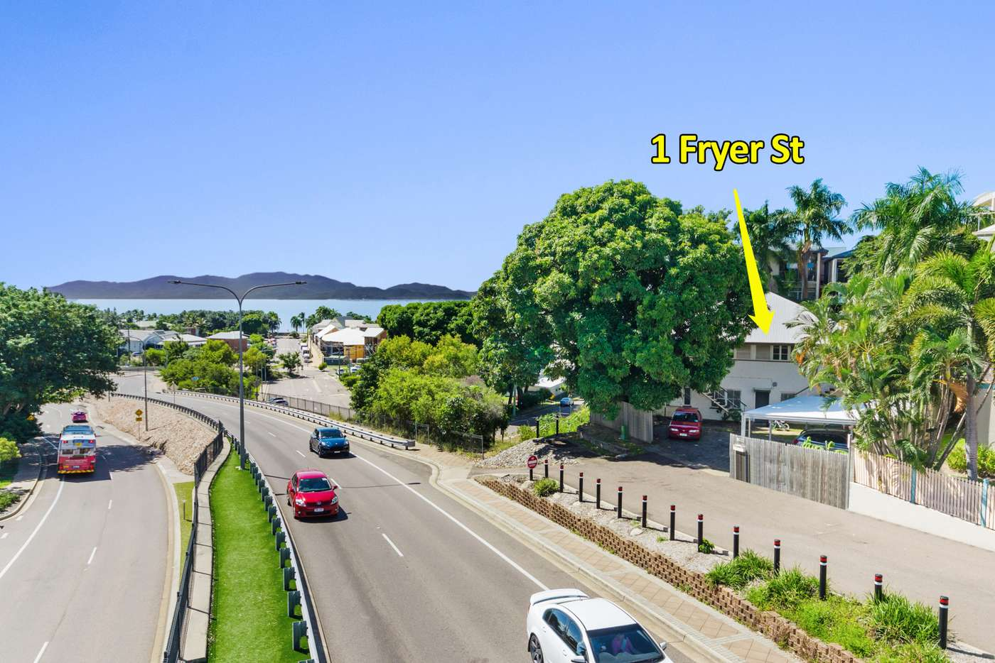 Main view of Homely blockOfUnits listing, 1 Fryer Street, North Ward QLD 4810