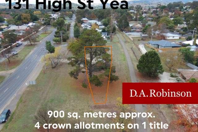 131 High Street, Yea VIC 3717
