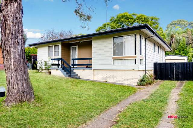 7 Exeter Place, Bidwill NSW 2770