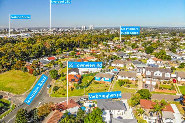 65 Townview Road, Mount Pritchard NSW 2170