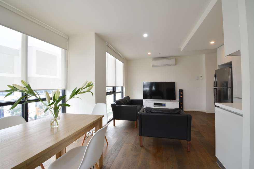 Second view of Homely apartment listing, 109D/23 Cumberland Road, Pascoe Vale South VIC 3044