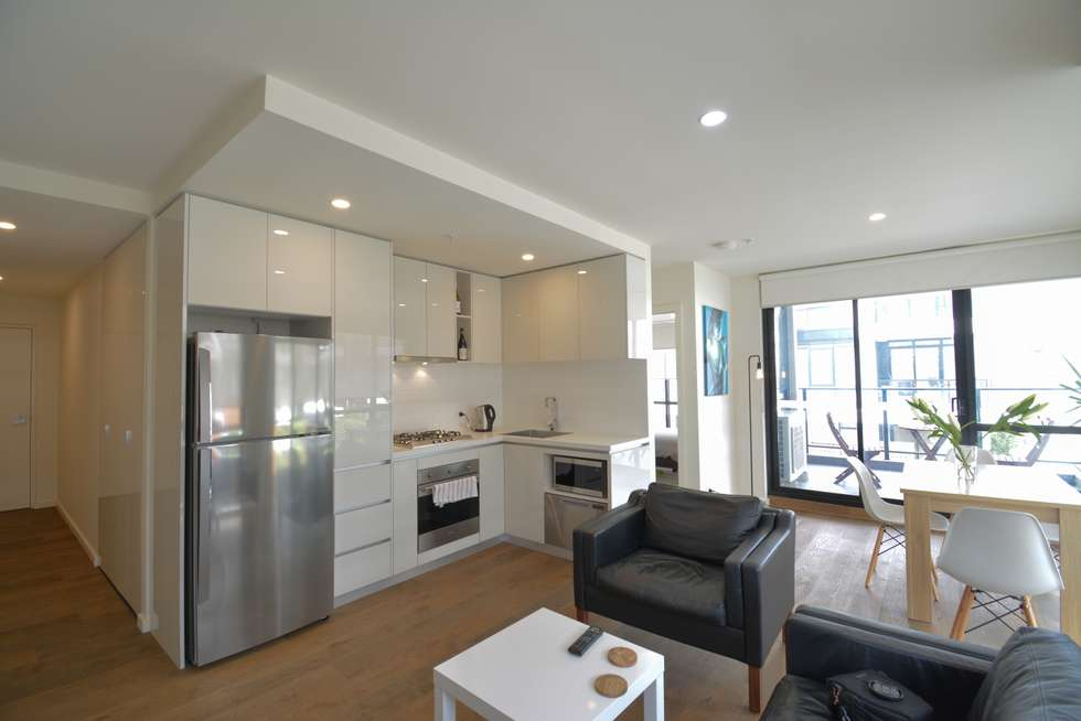 Third view of Homely apartment listing, 109D/23 Cumberland Road, Pascoe Vale South VIC 3044