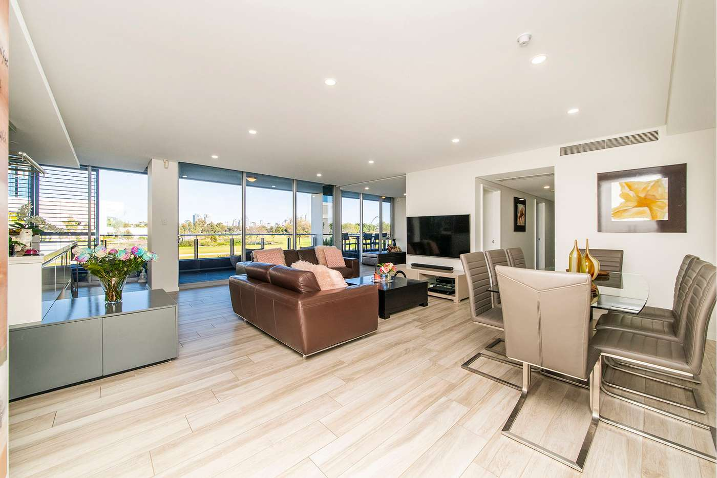 Main view of Homely apartment listing, 9/23 Bow River Crescent, Burswood, WA 6100