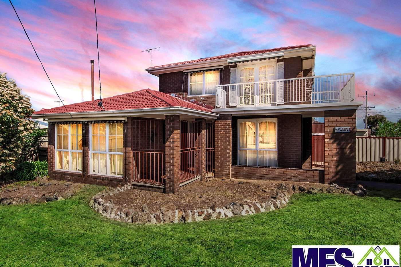 Main view of Homely house listing, 47 WILLIAM STREET, St Albans VIC 3021