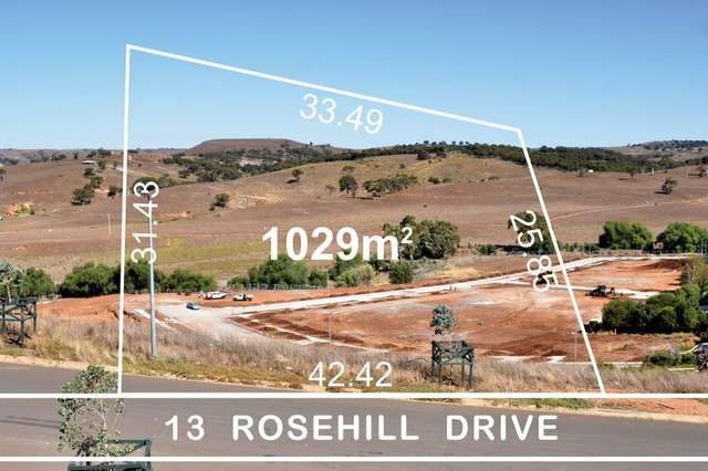 13 Rosehill Drive, Bacchus Marsh VIC 3340