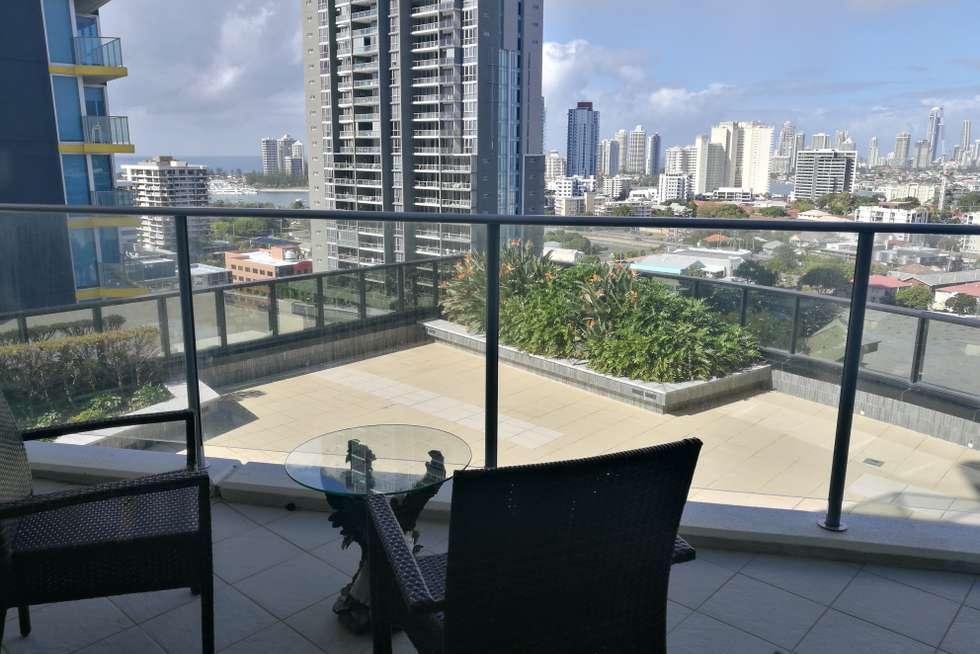 Second view of Homely apartment listing, 9 Lawson Street, Southport QLD 4215