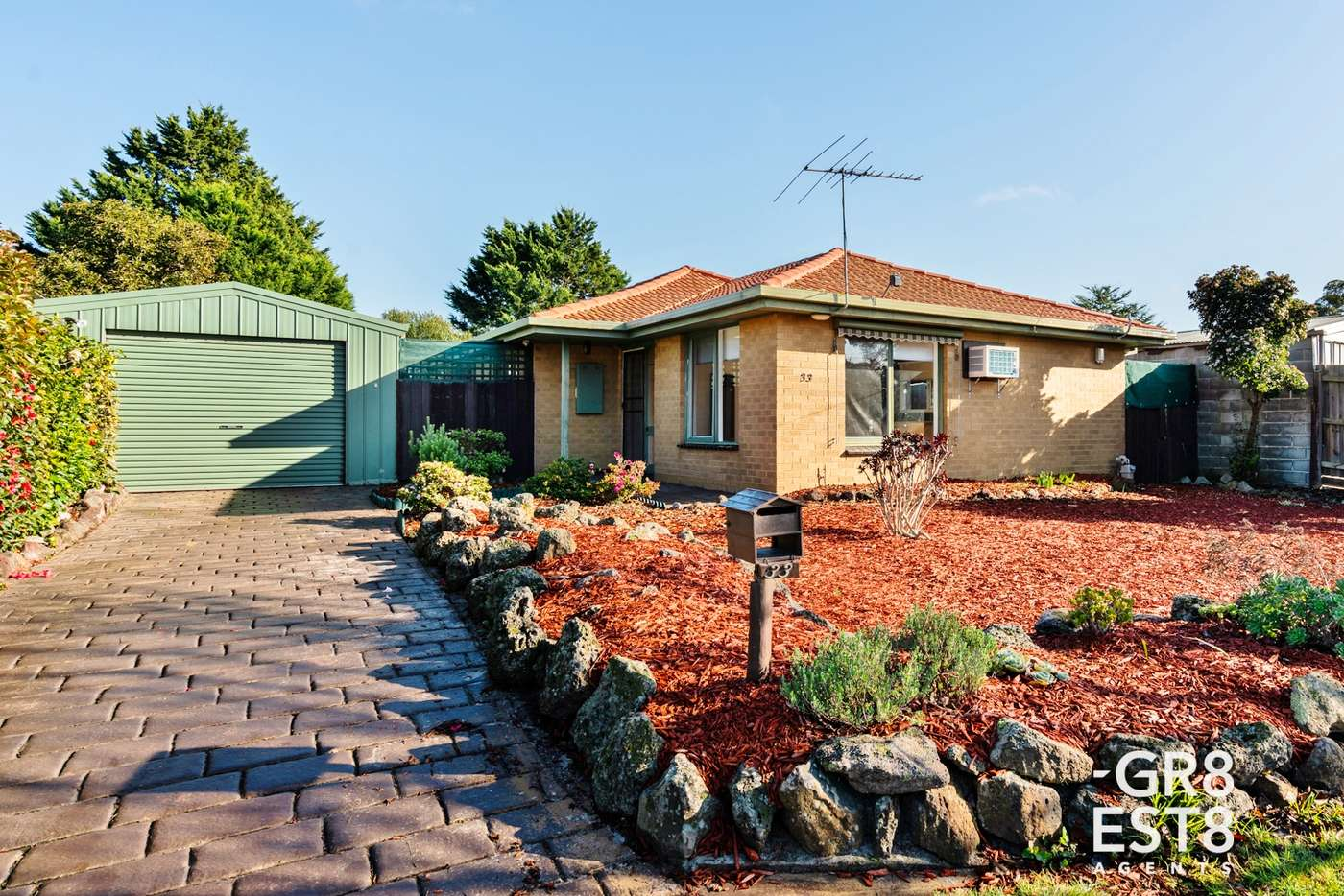 Main view of Homely house listing, 33 Dunbar Avenue, Cranbourne VIC 3977