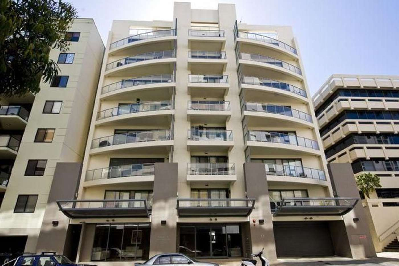 Main view of Homely apartment listing, 11 Bennett Street, Perth WA 6000