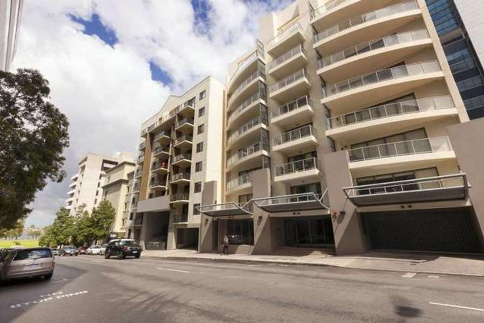 Third view of Homely apartment listing, 11 Bennett Street, Perth WA 6000