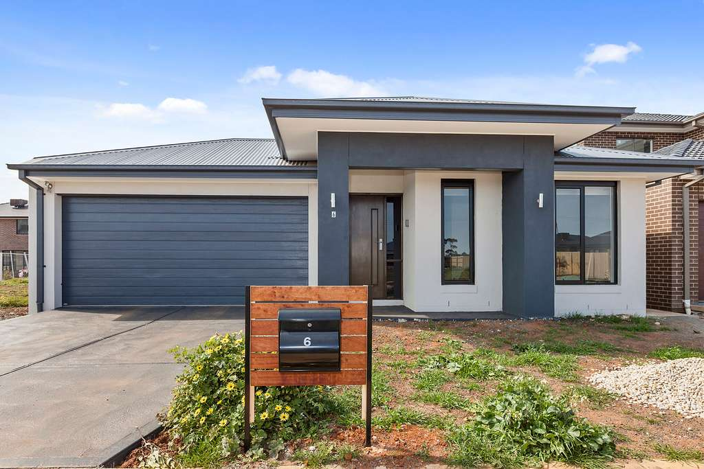 Main view of Homely house listing, 6 Cedar Street, Aintree, VIC 3336