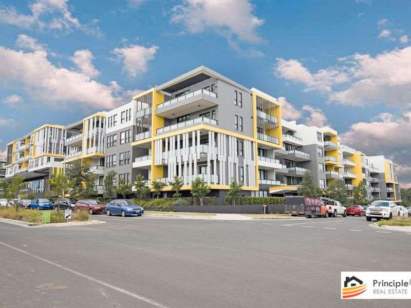 Main view of Homely apartment listing, 232/9 Winning Street, North Kellyville, NSW 2155