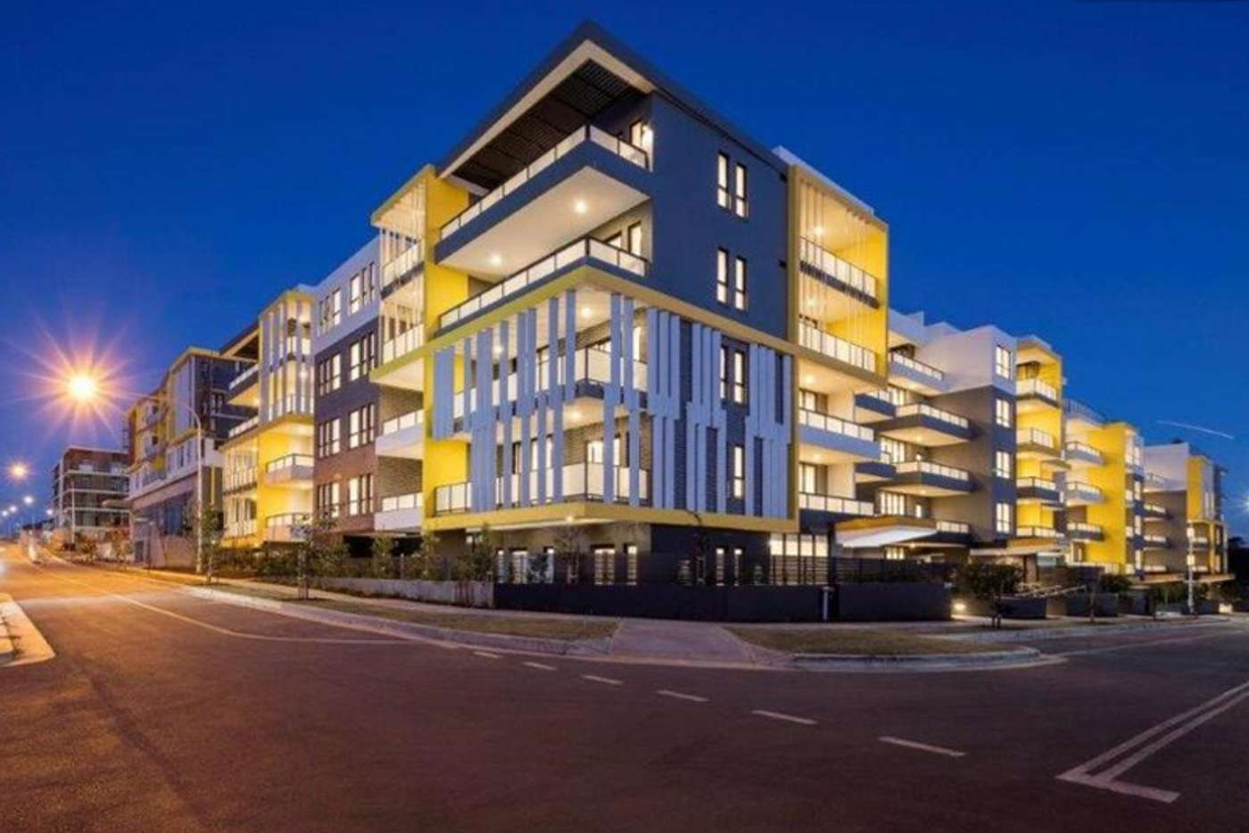 Seventh view of Homely apartment listing, 108/9 Winning Street, Kellyville NSW 2155