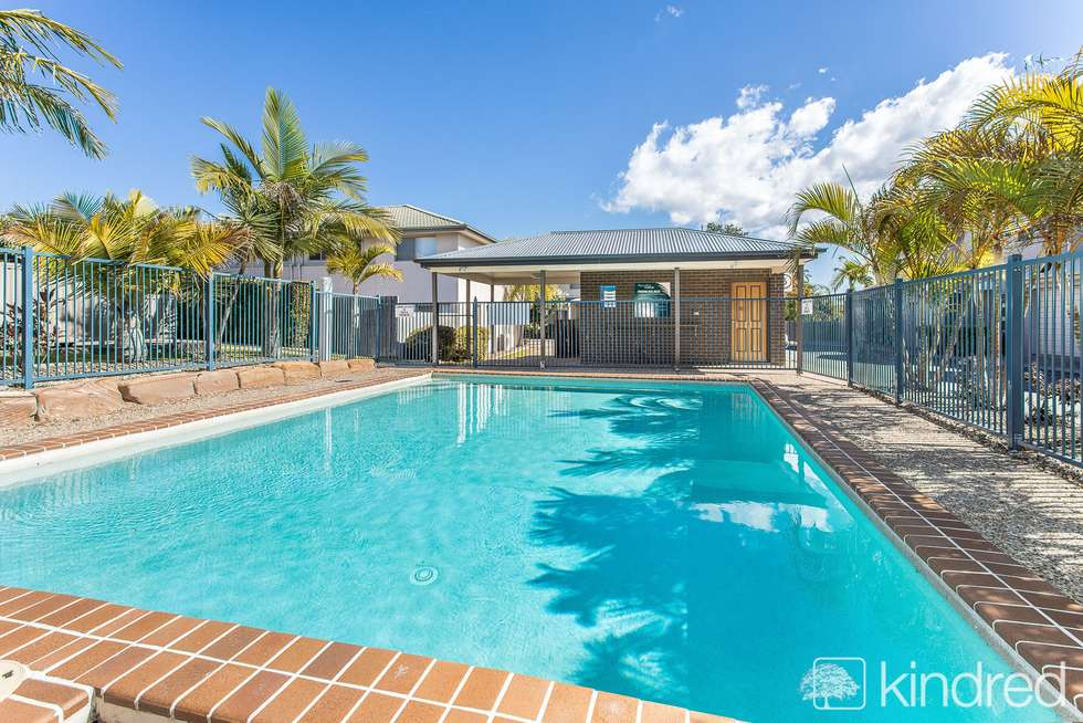 Second view of Homely townhouse listing, 439 Elizabeth Avenue, Kippa-ring QLD 4021