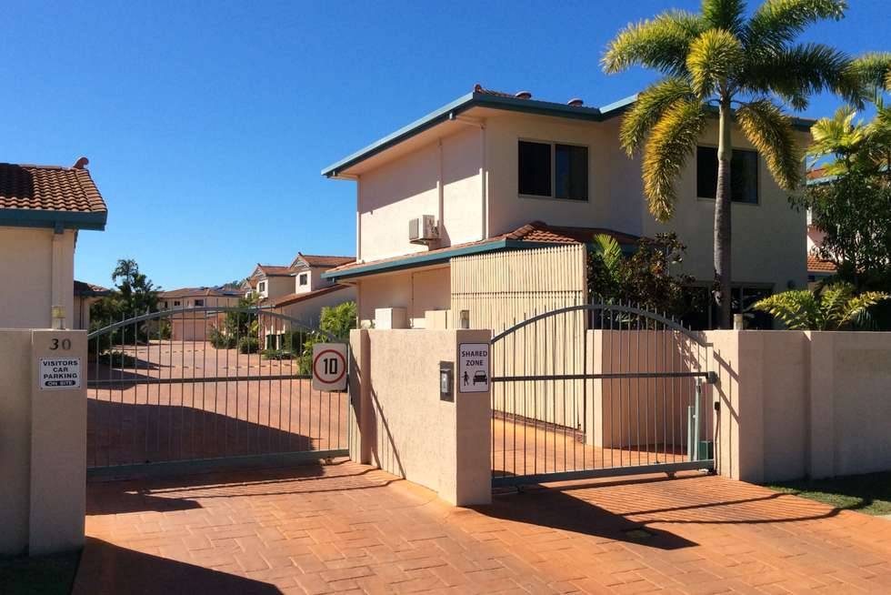 Second view of Homely unit listing, 11/30 Martinez Avenue, West End QLD 4810