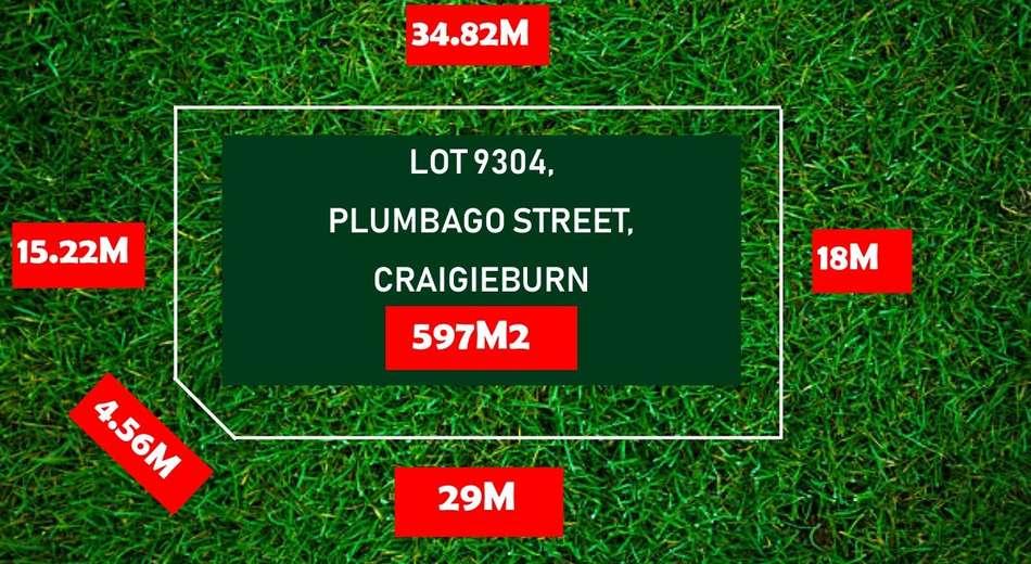 10 PLUMBAGO STREET, Craigieburn VIC 3064