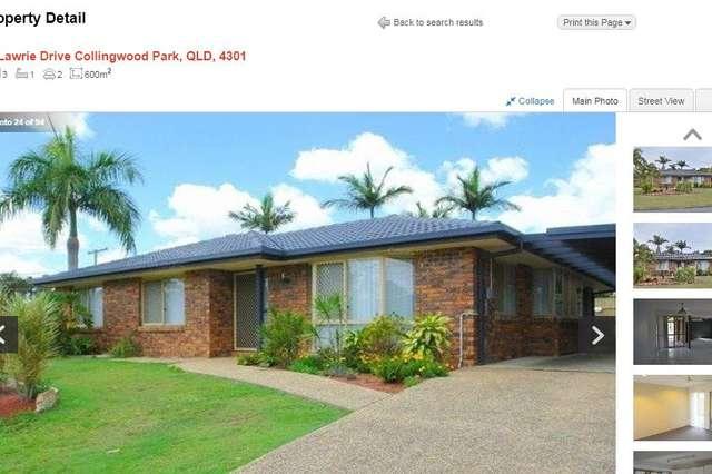 63 LAWRIE DRIVE, Collingwood Park QLD 4301