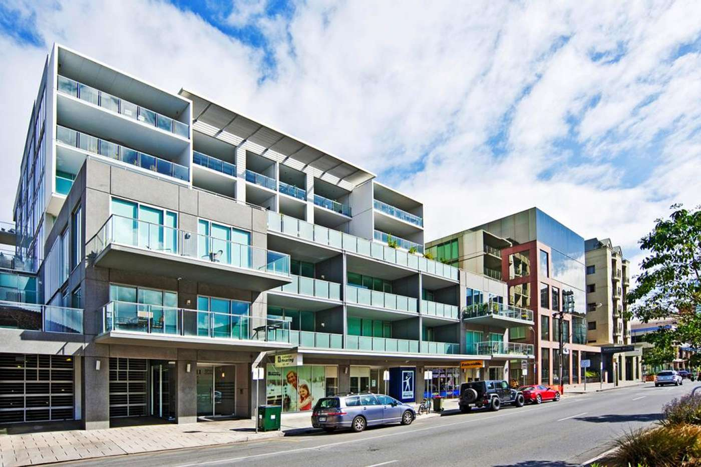 Main view of Homely apartment listing, 211/211 Grenfell Street, Adelaide SA 5000