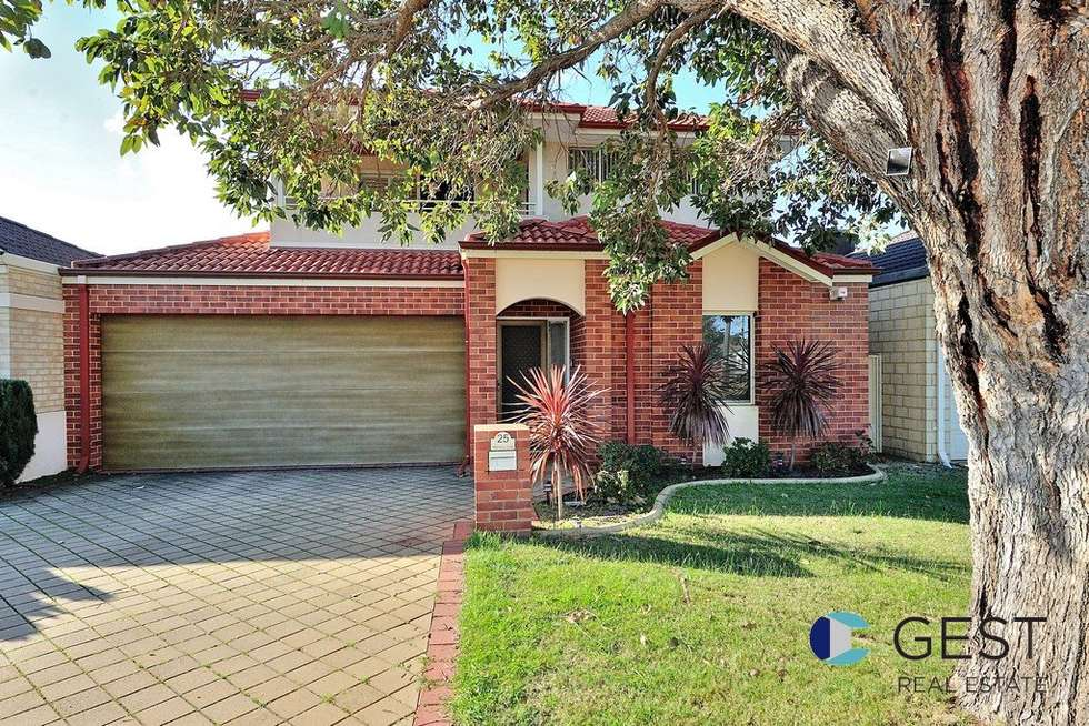 Second view of Homely house listing, 25 STANBURY CRESCENT, Morley WA 6062