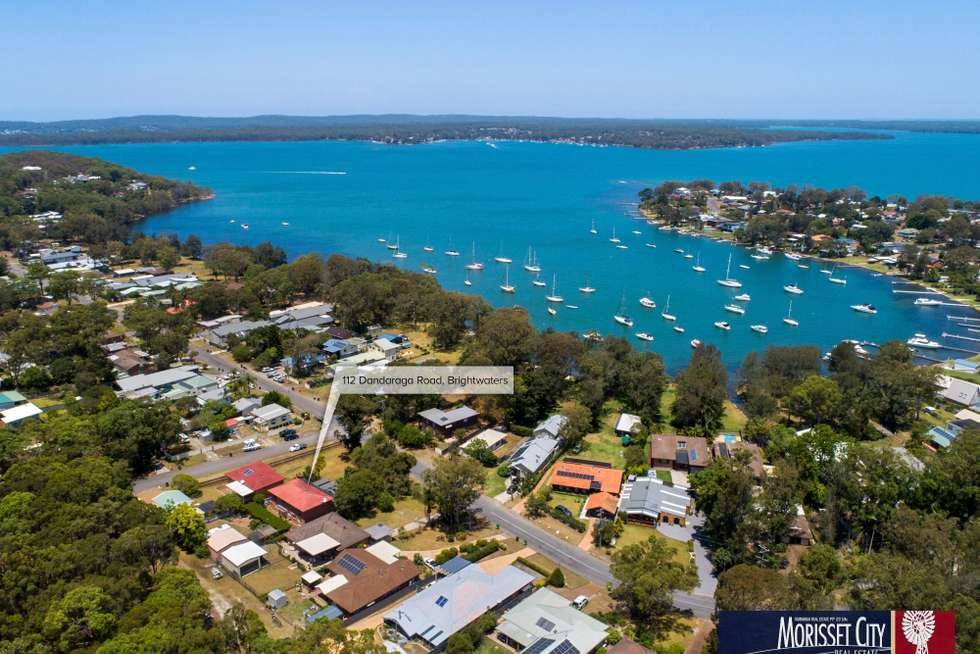 Second view of Homely house listing, 112 Dandaraga Road, Brightwaters NSW 2264