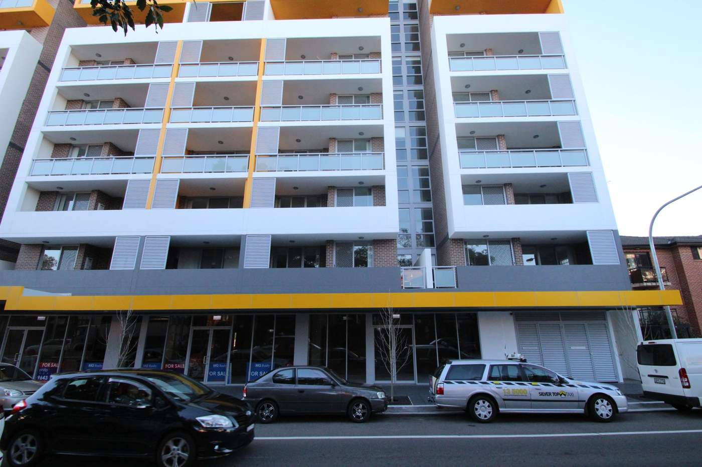 Main view of Homely unit listing, 63/6-14 Park Road, Auburn, NSW 2144