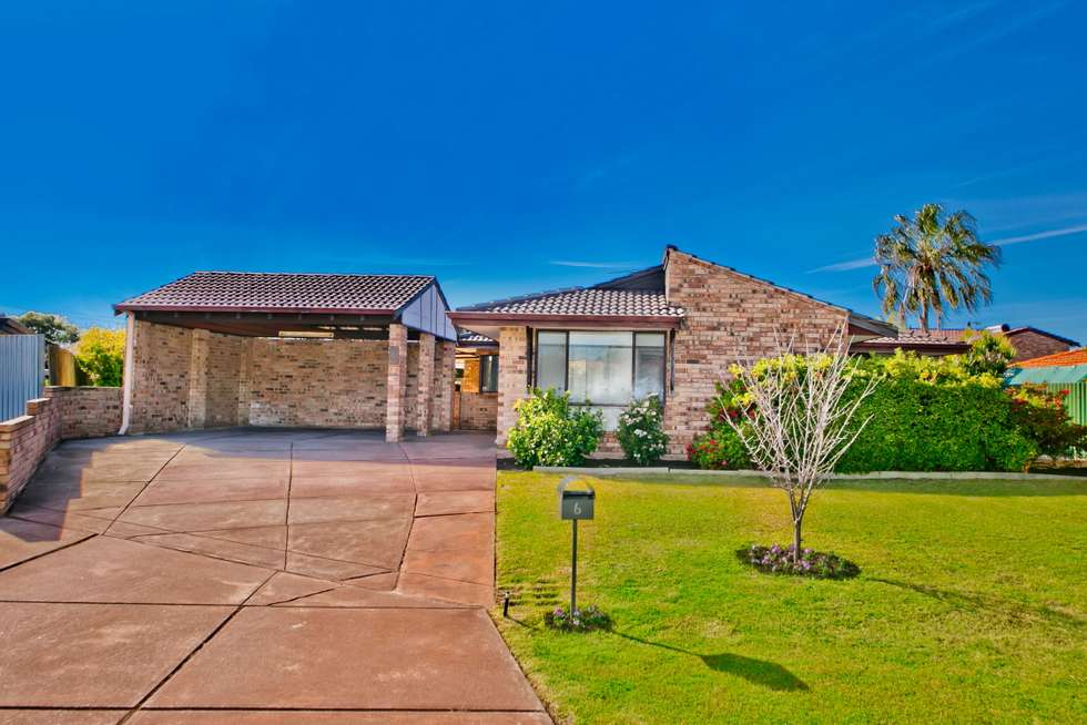 6 HEWITT CLOSE, Noranda WA 6062