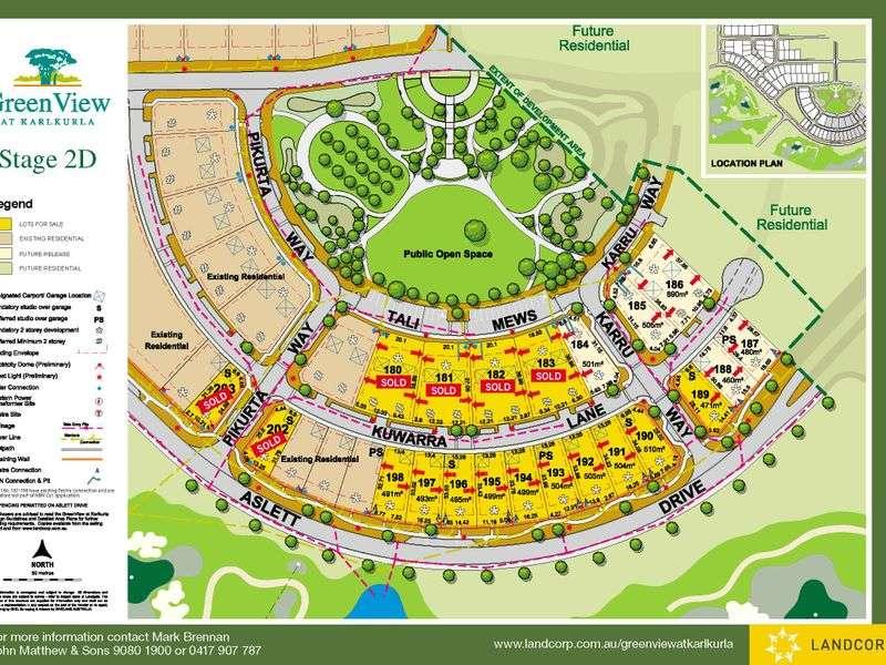 Main view of Homely  listing, Lot 185 Karru Way, Karlkurla, WA 6430