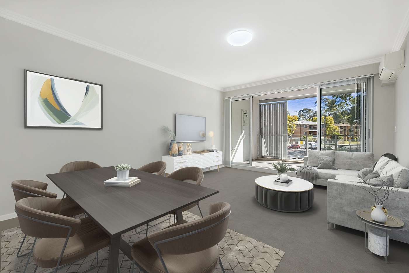 Main view of Homely apartment listing, 37/34 Albert Street, North Parramatta NSW 2151