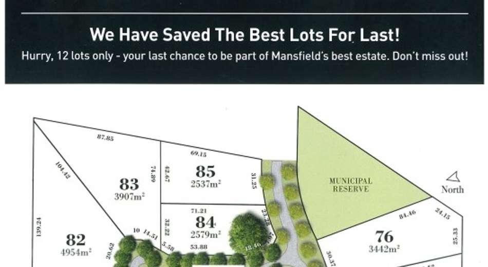 LOT 74 to 85 Maple Tree Boulevard