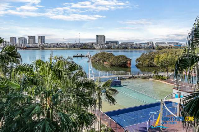 7/27 Bennelong Parkway, Wentworth Point NSW 2127
