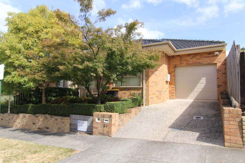 Main view of Homely unit listing, 3/23 Barbara Avenue, Glen Waverley, VIC 3150