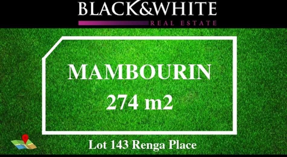 1 Renga Place (Mambourin), Wyndham Vale VIC 3024
