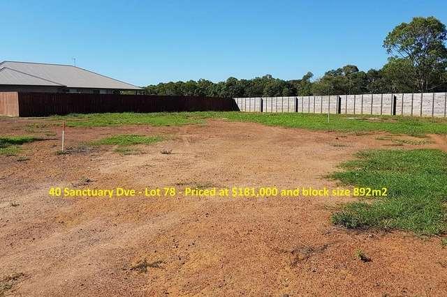 40 Sanctuary Drive, Ashfield QLD 4670