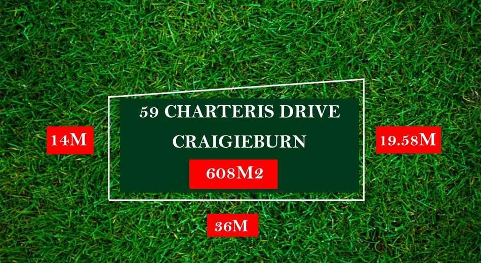 LOT 32008 CHARTERIS DRIVE, Craigieburn VIC 3064