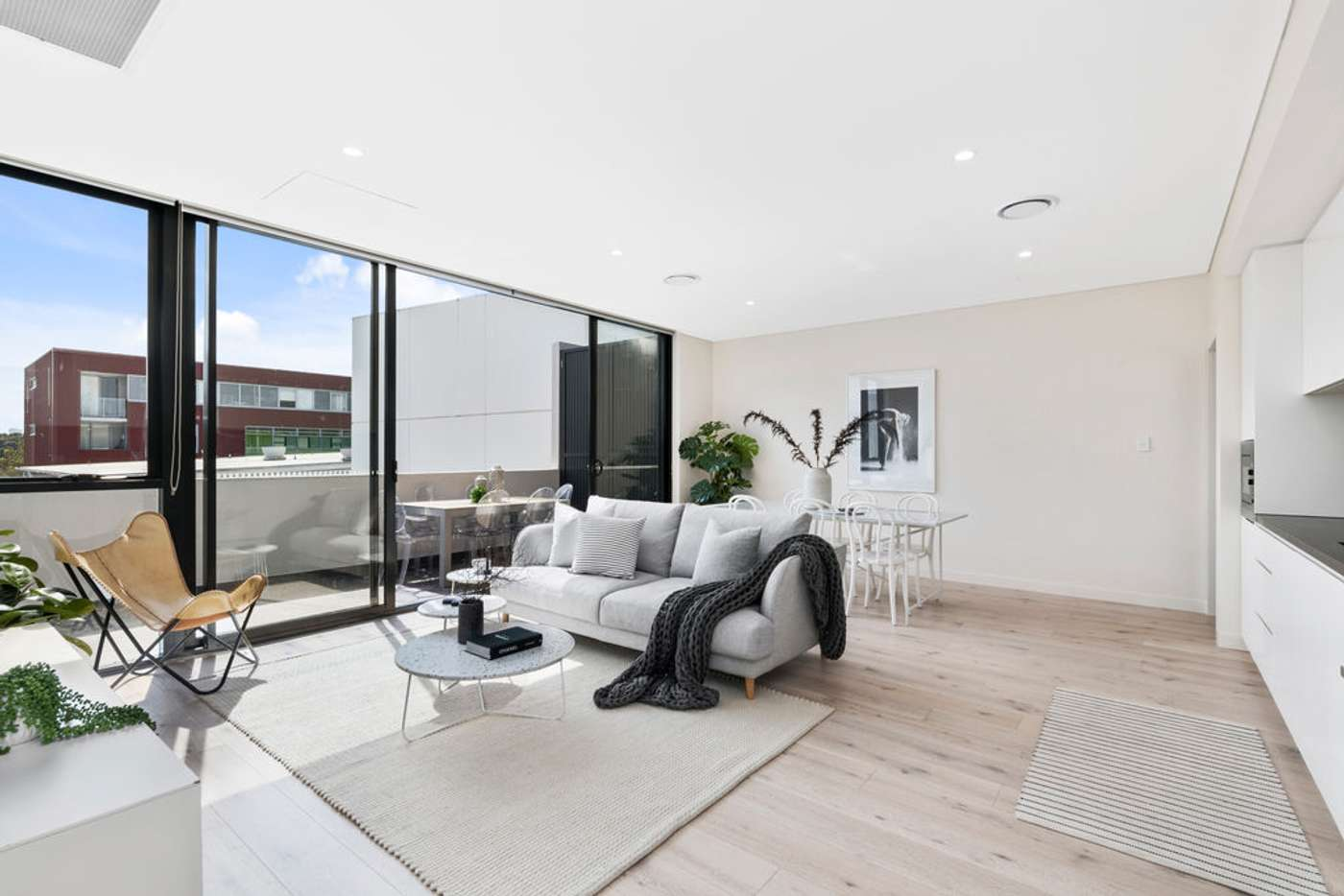 Main view of Homely apartment listing, Penthouse/6 Danks Street, Waterloo NSW 2017