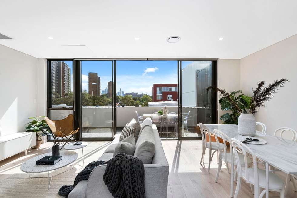 Second view of Homely apartment listing, Penthouse/6 Danks Street, Waterloo NSW 2017