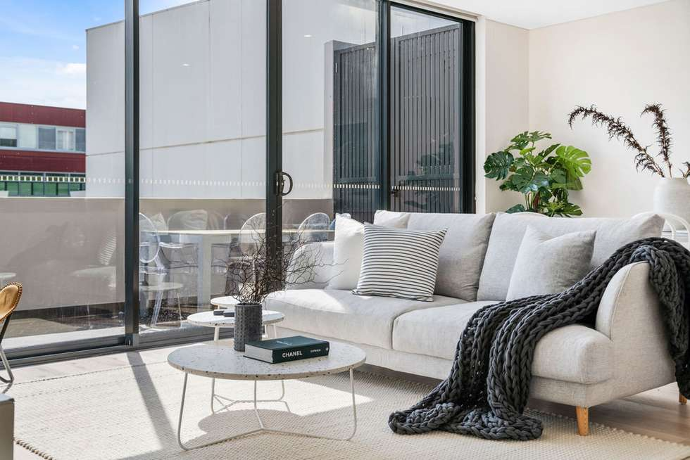 Third view of Homely apartment listing, Penthouse/6 Danks Street, Waterloo NSW 2017