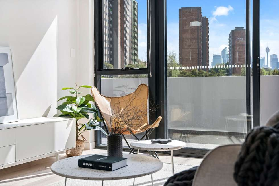 Fourth view of Homely apartment listing, Penthouse/6 Danks Street, Waterloo NSW 2017