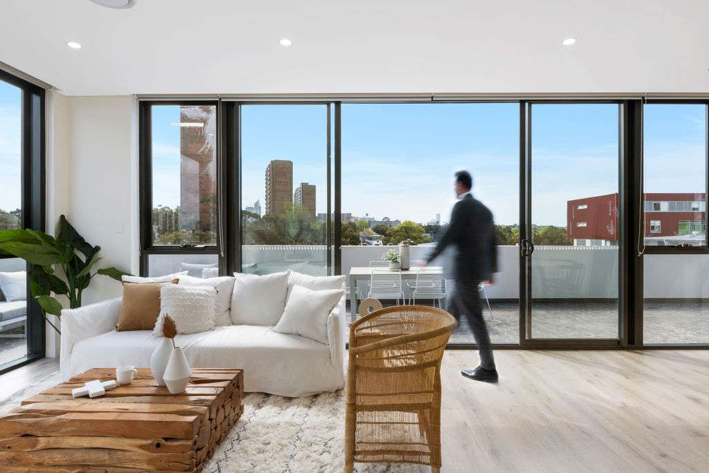 Main view of Homely apartment listing, 40/6 Danks Street, Waterloo, NSW 2017