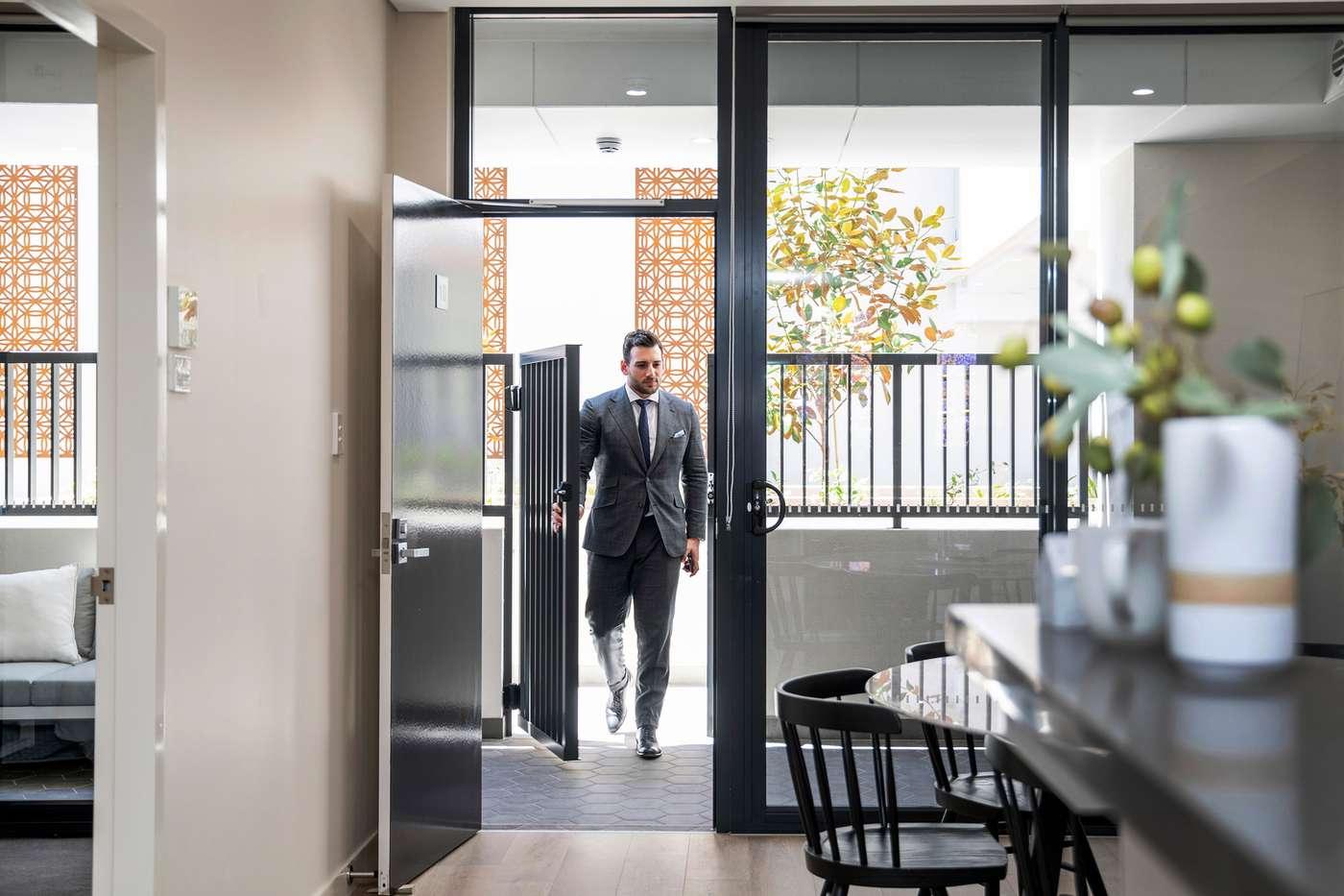 Main view of Homely apartment listing, Apt/6 Danks Street, Waterloo, NSW 2017