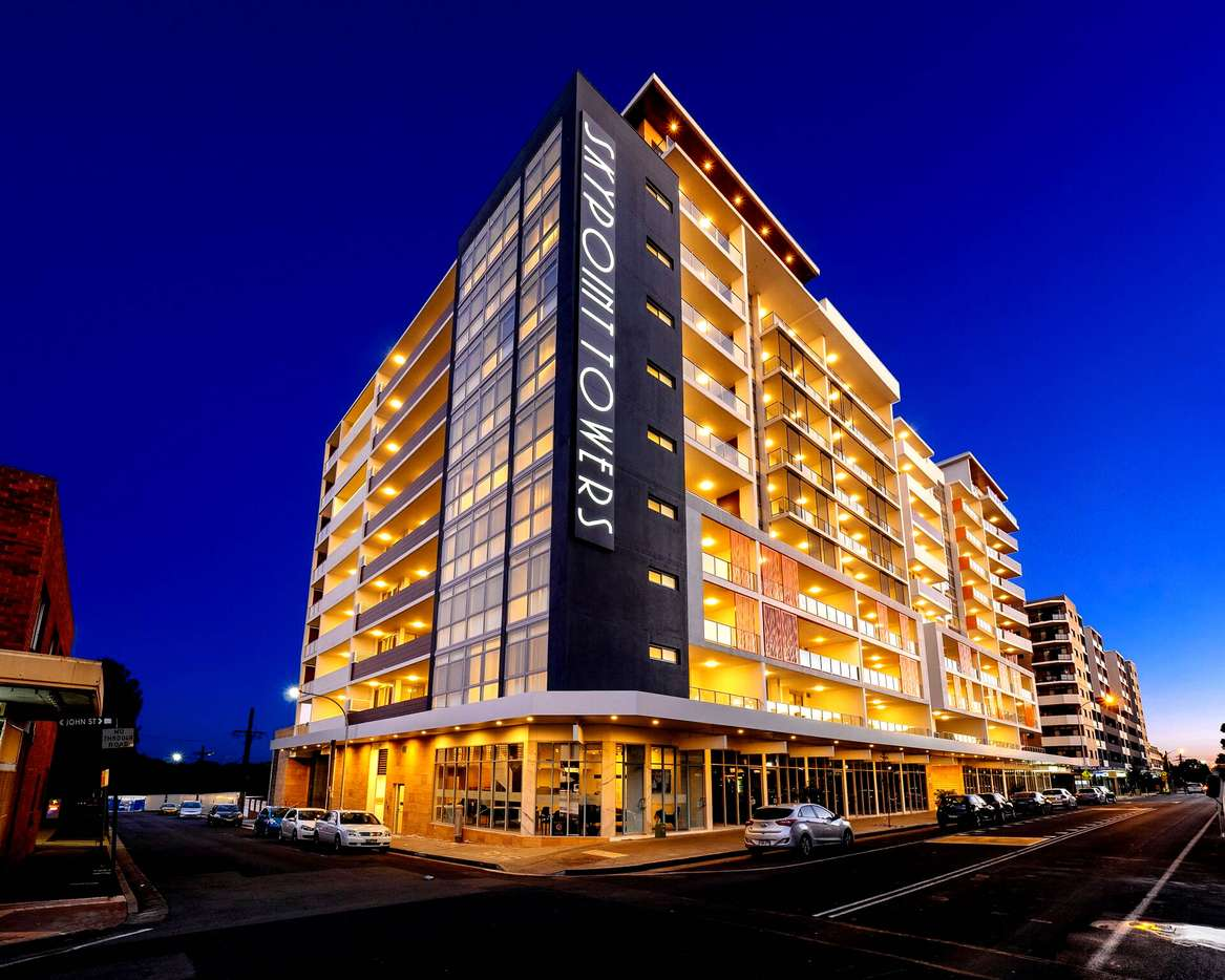 Main view of Homely unit listing, 911/36-44 John St, Lidcombe, NSW 2141