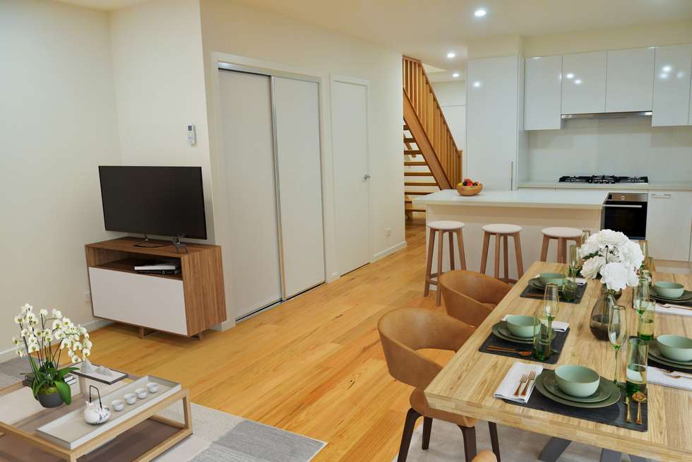 Fourth view of Homely townhouse listing, 1/12 Curie Av, Oak Park VIC 3046