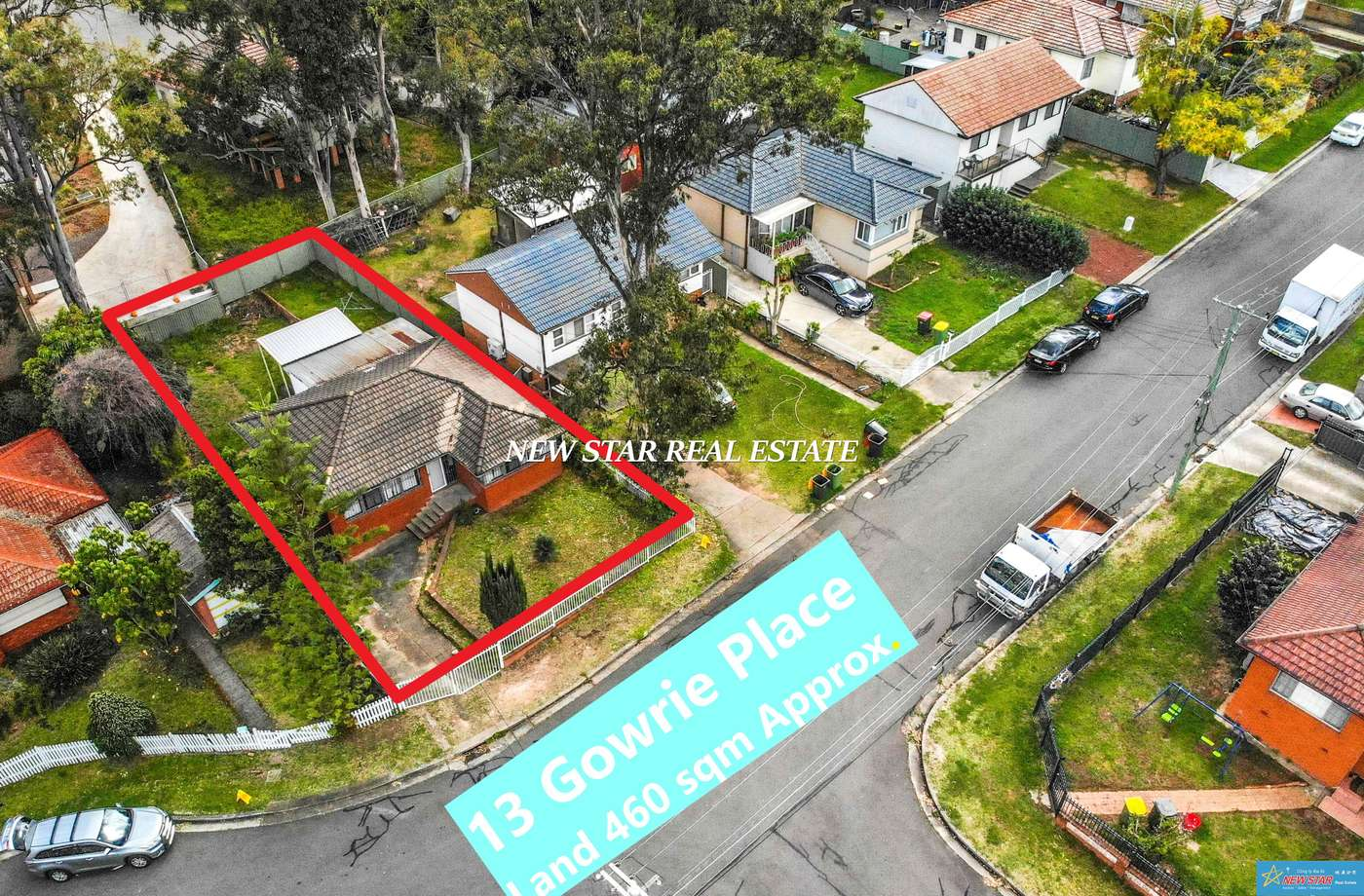 Main view of Homely house listing, 13 Gowrie Place, Cabramatta, NSW 2166