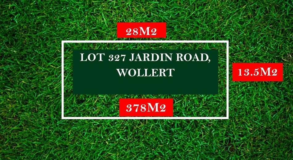 LOT 327 327 JARDIN ROAD, Wollert VIC 3750