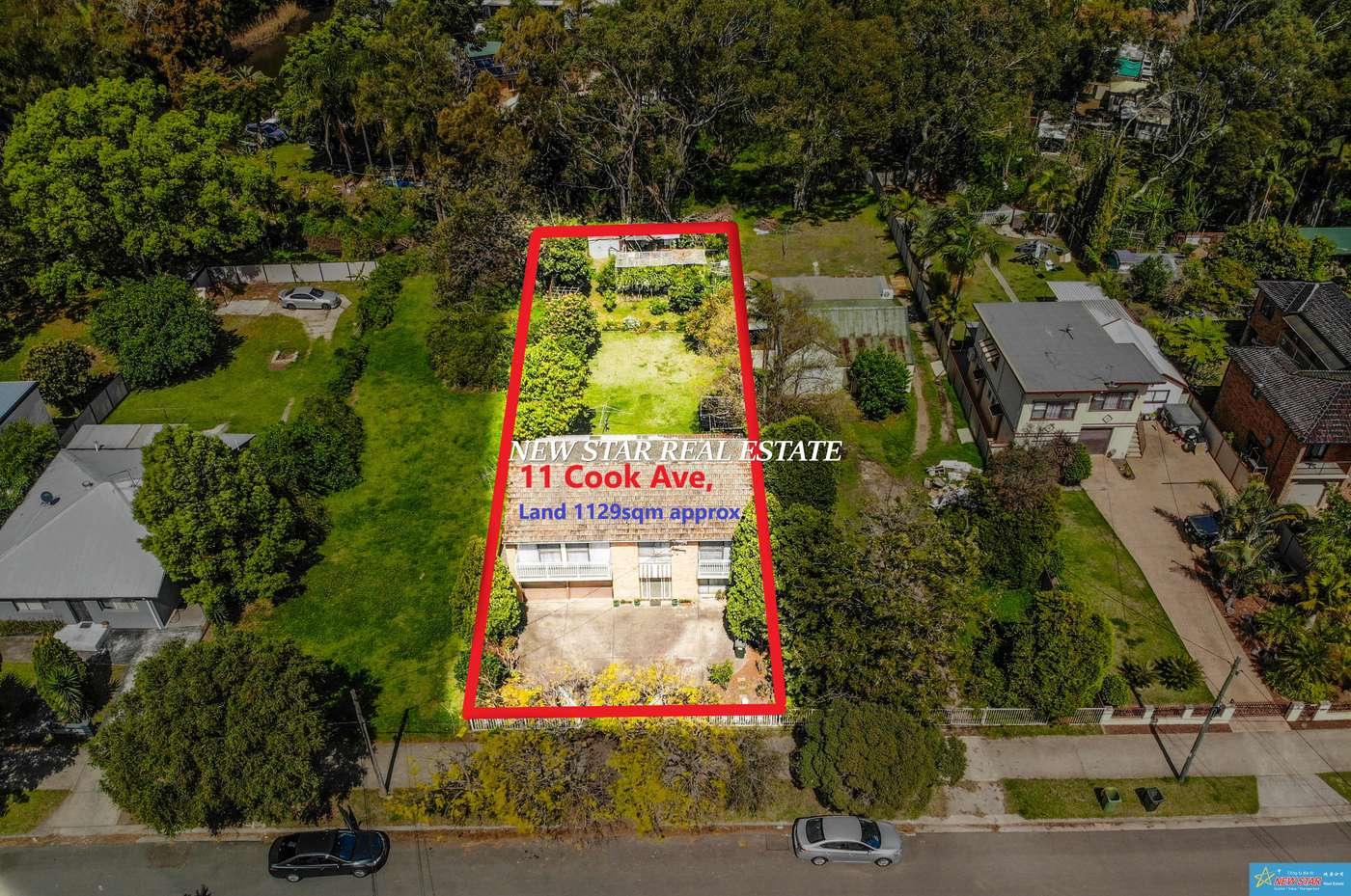 Main view of Homely house listing, 11 Cook Avenue, Canley Vale, NSW 2166