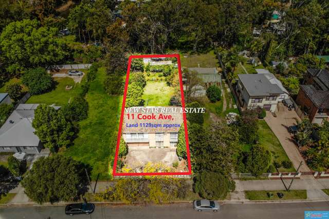 11 Cook Avenue, Canley Vale NSW 2166